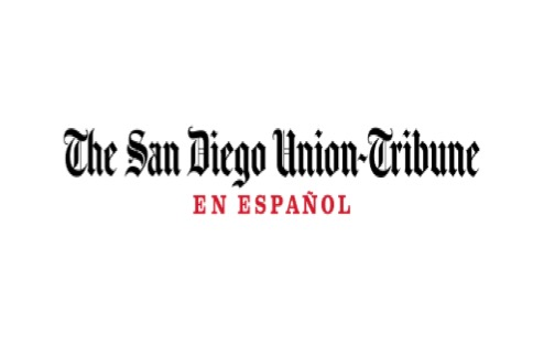 ¡En portada en The San Diego Union-Tribune en Español!